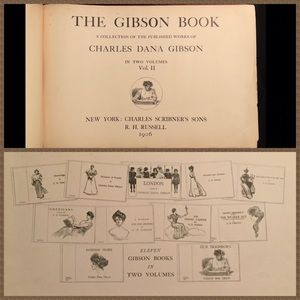 Vintage Accents - The Gibson Book Vol II - 1906